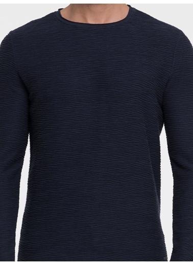 Loft Sweatshirt Lacivert